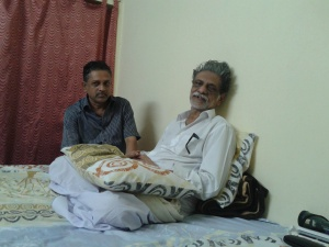 With Ammiyappa --- 04.12.12