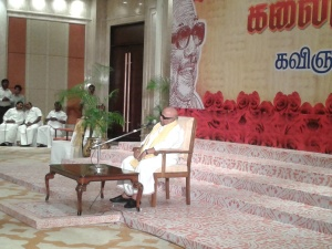 Kalaignar Speaking-- 2 --June  01--2013