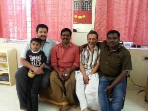 With YB Vikramadityan1