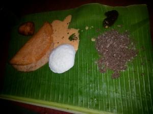Thakkali Dosai