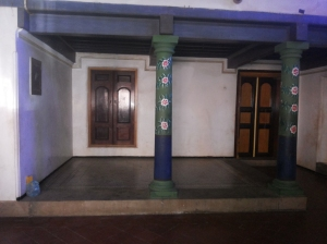 Athangudi Aranmanai Thinnai Inside the House