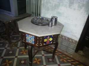 Devara House Table