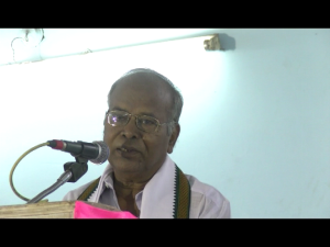 Seeni Shanmugam Sir Speaking