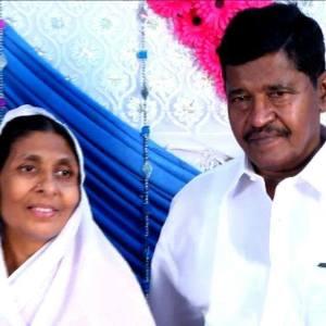 taj and wife